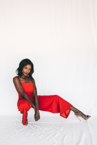 I had the pleasure of meeting and shooting with the talented, Kiana Govind, for FSU's Swatch Magazine.