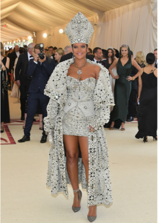 Rihanna Met Gala 2018_ Getty Images